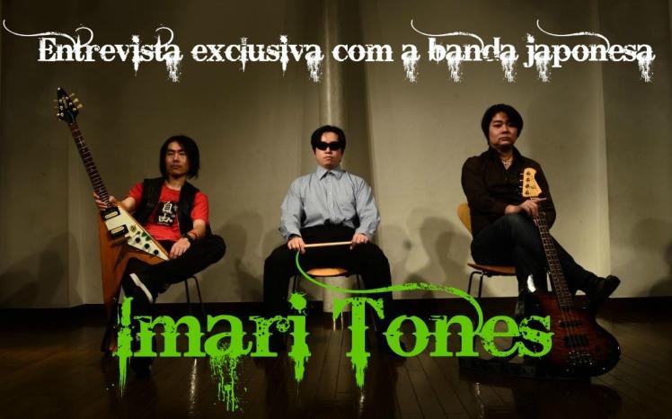 Entrevista com a banda japonesa Imari Tones
