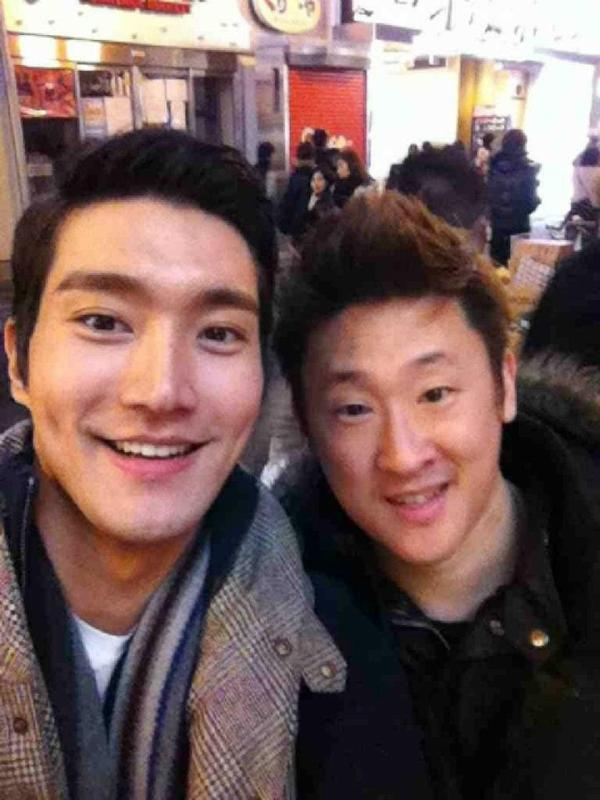 Siwon e Jonny Lee - 3RD Wave Music