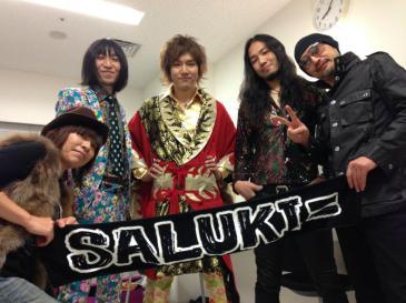 banda Saluki