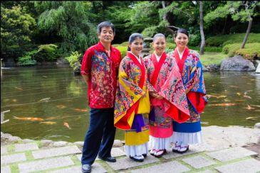 Gushiken family